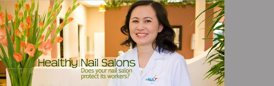 Healthy Nail Salons