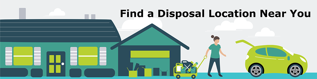 Find a disposal location near you